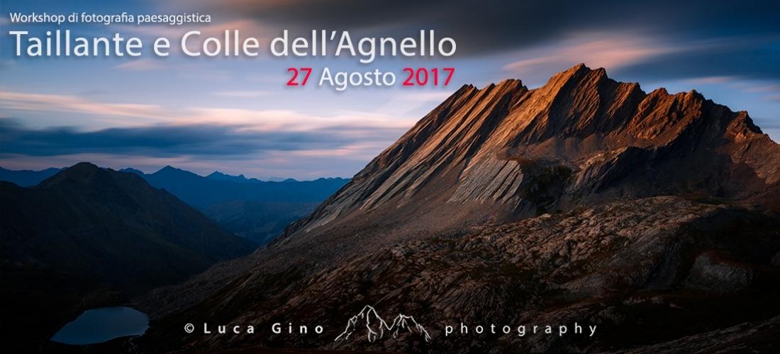 Taillante e Colle dell'Agnello – 27 Agosto 2017