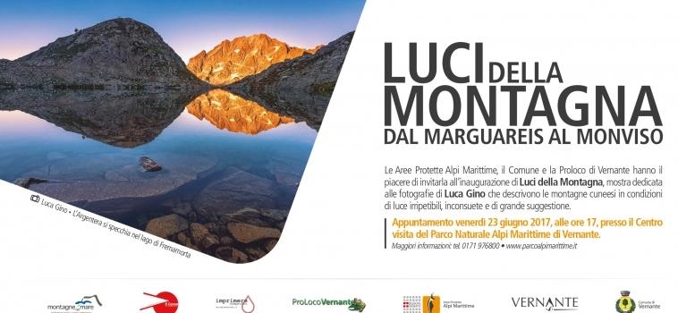 """""""Luci della Montagna"""" a Vernante fino al 17/09/2017"""