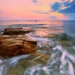 Cala Violina Sunset