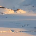Il Pian Grande di Castelluccio di Norcia in Inverno