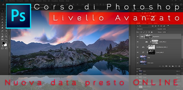 Corso avanzato di Adobe Photoshop