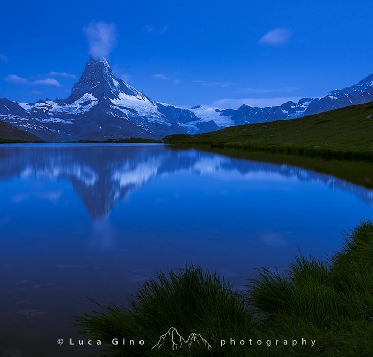 Blue Matterhorn