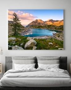 Il Lago di Sant'Anna di Vinadio