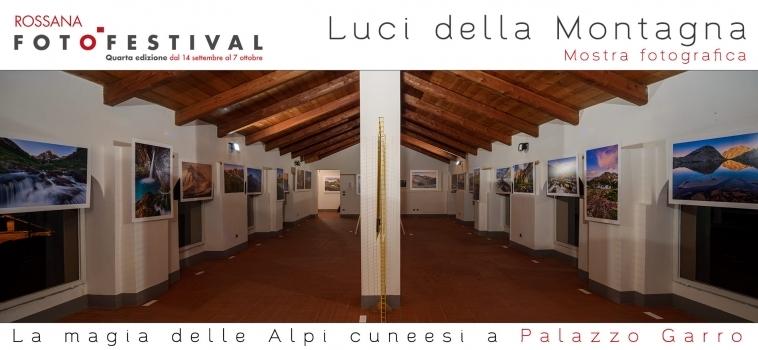"""Mostra fotografica """"Luci della Montagna"""" al Rossana Fotofestival"""