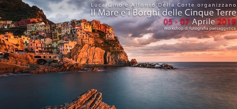 Il mare e i borghi delle Cinque Terre – dal 5 al 7 Aprile 2019