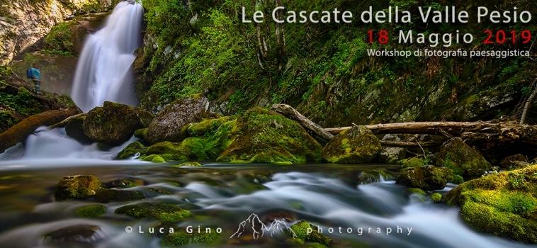 Le cascate della Valle Pesio – 18 Maggio 2019
