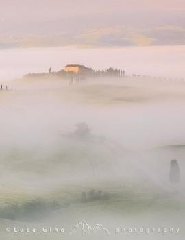La Nebbia ed il Podere Terrapille