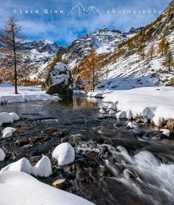 Il Pian del Valasco in inverno
