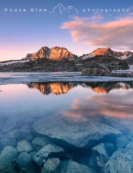 Disgelo ai laghi di Sant'Anna