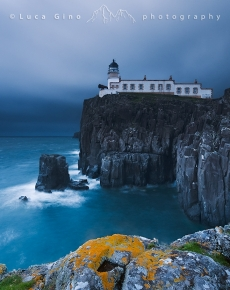 Il faro di neist point