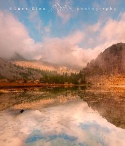 Alba al Lago Bianco del Monte avic