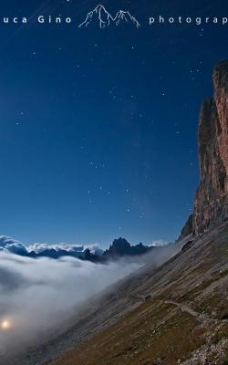 Il Sagitario, la Luna e le Cime