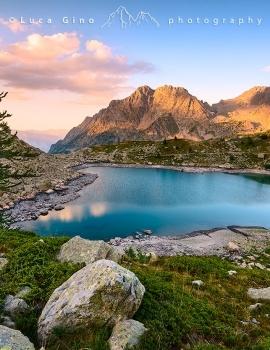 Lago di Sant'Anna di Vinadio