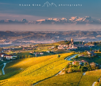 Langhe in autunno