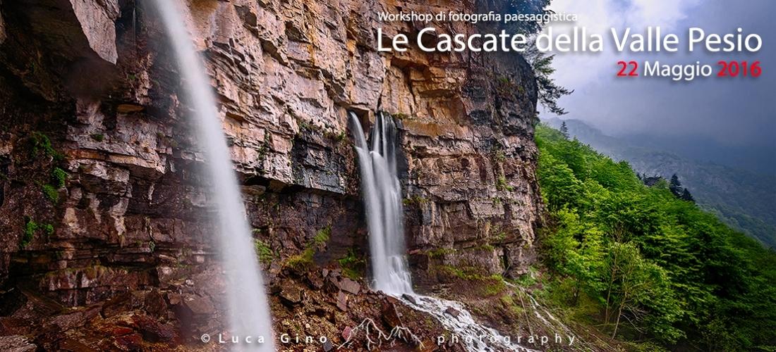 Le cascate della Valle Pesio – 22 Maggio 2016
