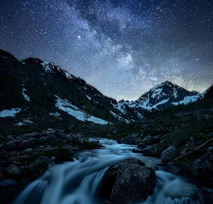 Milky Visions III