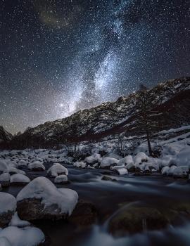 Milky Visions V