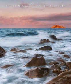 Punta Ala all'alba