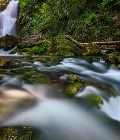 Fiumi e cascate